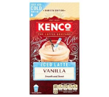 Kenco Instant Iced Vanilla Latte Coffee - Netherlands