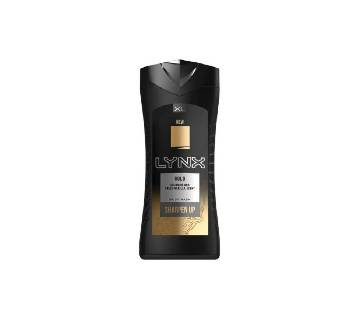 Lynx Gold Shower Gel XL Size Germany