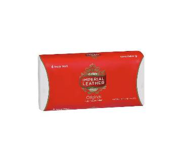 Imperial Leather Soap Original 6X100g UK