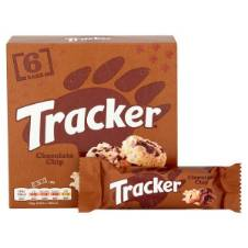 Tracker Chocolate Chip সিরিয়াল বার UK