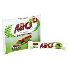 Aero Peppermint চকোলেট Multipack UK UK