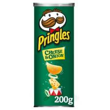 Pringles Cheese & Onion (চিপস) UK