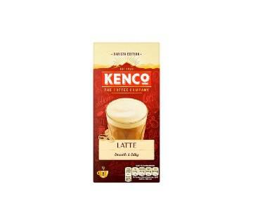 কফি - Kenco Coffee Latte 8 Sachets UK