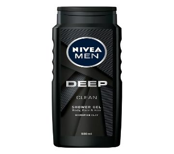 NIVEA MEN Deep Shower Gel Germany