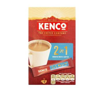 Kenco 2 in 1 Smooth White Coffee UK