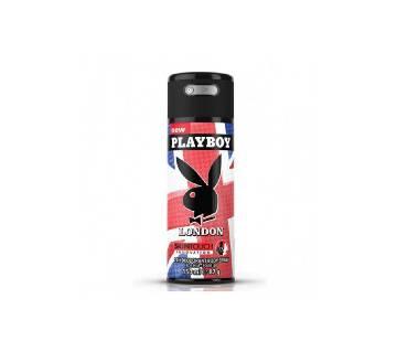 PLAYBOY London Deodorant Body Spray for men EU