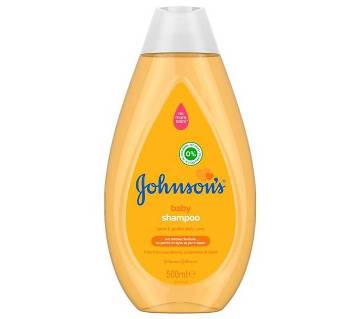 Johnsons Baby Shampoo 500ml - Italy