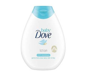 Baby Dove Rich Moisture Lotion UK 200ml