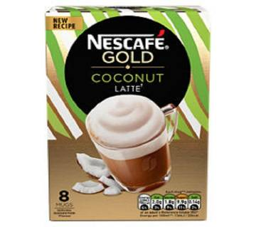 Nescafe Gold Coconut Latte Coffee UK