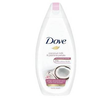 Dove Coconut Milk Body Wash,-225ml-Germany