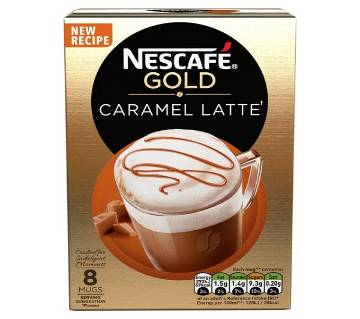 Nescafe Gold Caramel Latte Coffee UK