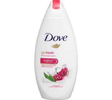 Dove Pomegranate & Verbena Scent Body Wash-225ml-Germany