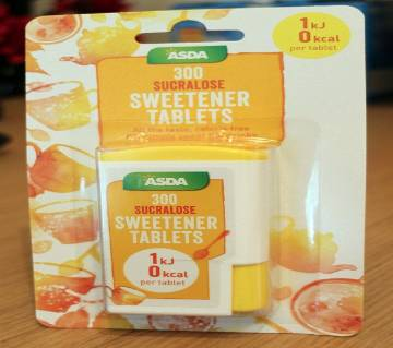 Low Calorie Sweetener Tablets Germany