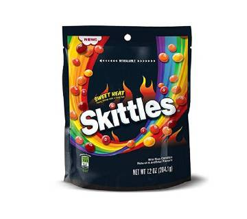 Skittles সুইট Heat Limited Edition UK