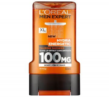 L'Oréal Paris Men Expert Hydra Energetic Shower Gel-300ml-France