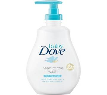 Baby Dove Head to Toe Wash Big Pack - Poland