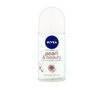 Nivea Deodorant Roll On Pearl and Beauty Germany