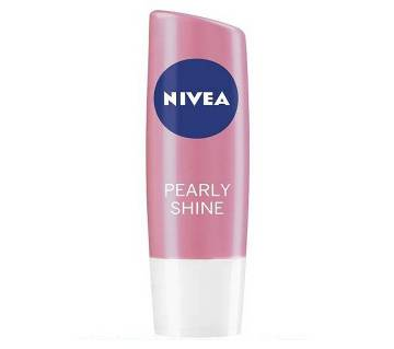 NIVEA PEARLY SHINE Caring Lip Balm Germany