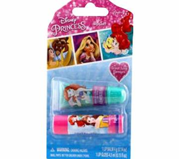 Disney Princess Lip Balm & Gloss Set UK