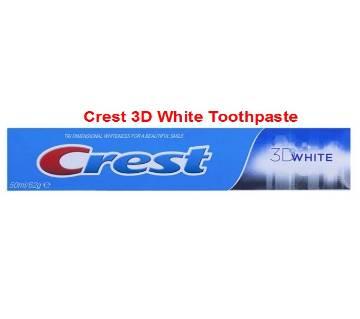 Crest 3D White টুথপেস্ট Germany
