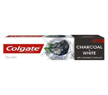 Colgate Charcoal + White টুথপেস্ট China