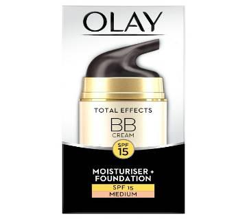 Olay Total Effects BB Cream Moisturizer + Foundation EU