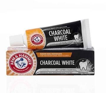 Arm & Hammer Charcoal White টুথপেস্ট - UK