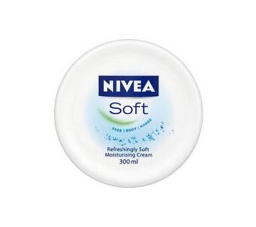Nivea Soft Cream 300ML Spain