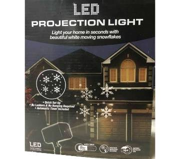 LED PROJECTION LIGHT INDOOR OR OUTDOOR