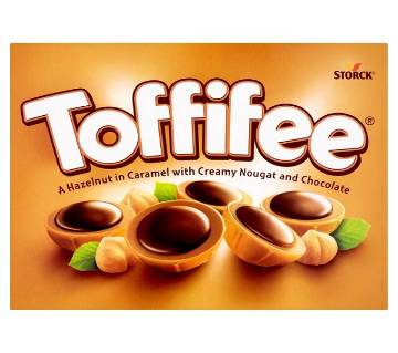 Toffifee চকোলেট Box (48 pcs) - Germany