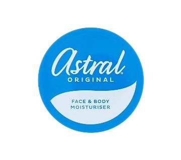Astral Face and Body Moisturiser ক্রিম UK