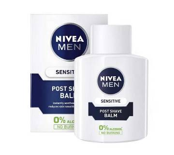 Nivea Men Sensitive Post Shave Balm Germany