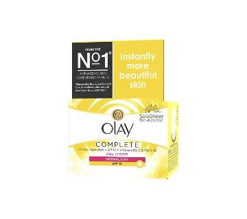 Olay Complete Care Moisturiser Day Cream Poland