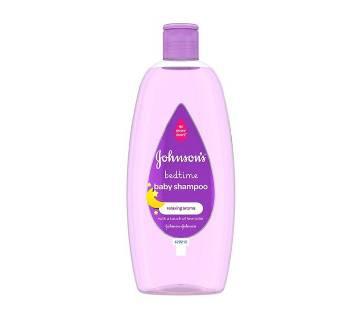 Johnsons bedtime baby shampoo - Italy