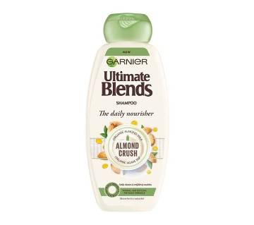 Garnier Ultimate Blends Almond Milk Shampoo 360 ml - (Italy)