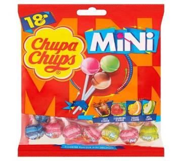 Chupa Chups Mini 18 Lollies 108g (Spain)