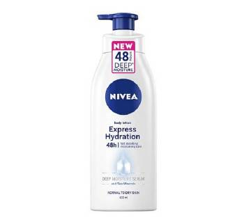 NIVEA Express Hydration Body Lotion, Germany