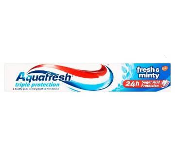 Aquafresh Fresh & Minty Toothpaste - United Kingdom