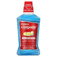 Colgate Total Peppermint Blast মাউথ ওয়াশ UK
