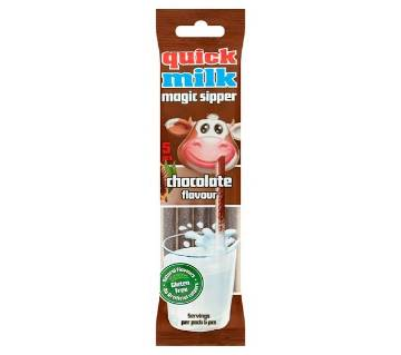 Dr. Moo Quick Chocolate Milk Magic Sipper-10gm-Hungary