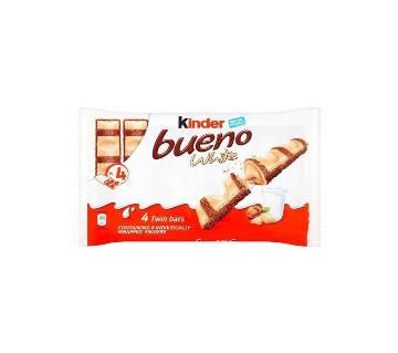 Kinder Bueno White Chocolate Multipack UK