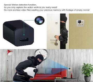 Mobile Charger Camera