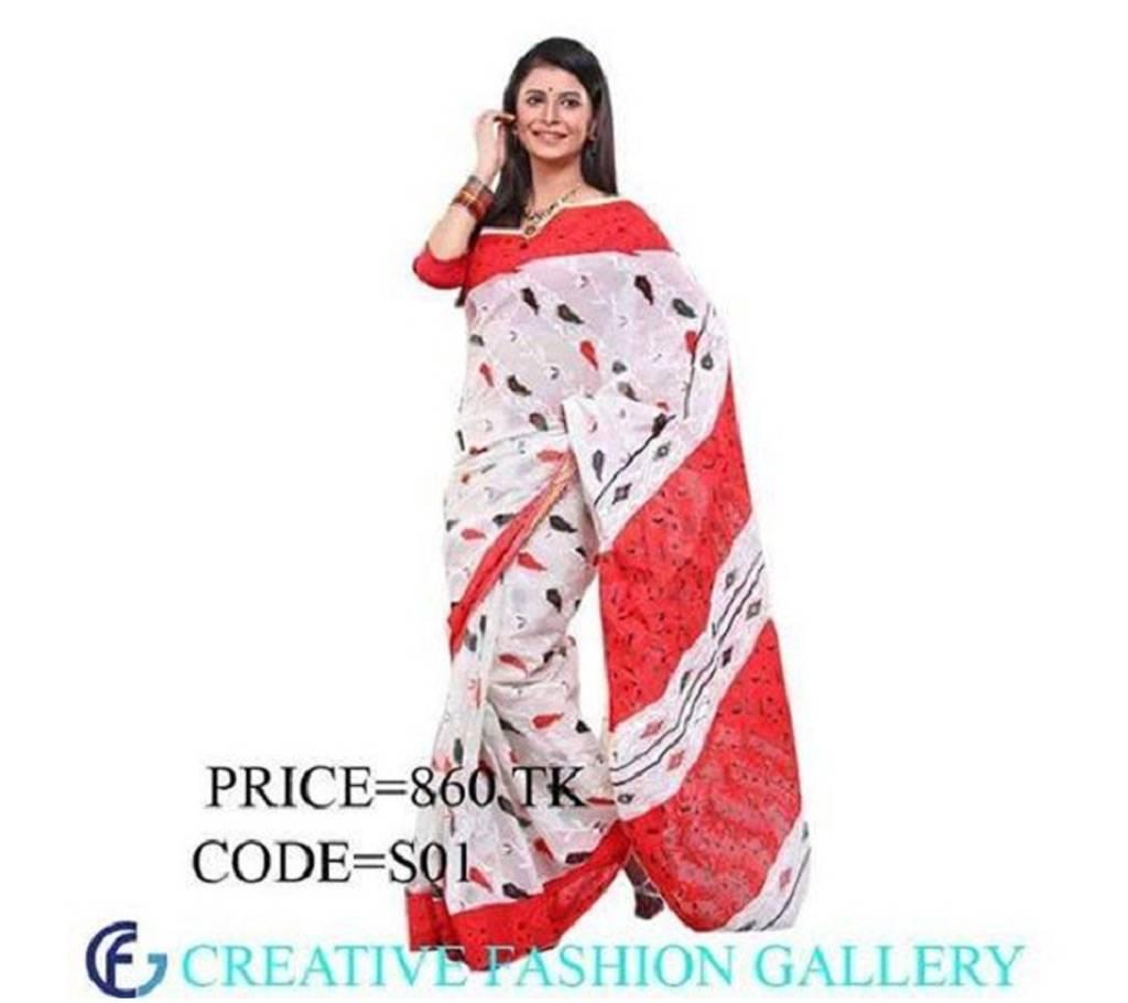 টাঙ্গাইল কটন শাড়ি বাংলাদেশ - 634574