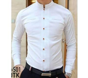Mens cotton full sleeve t shirt