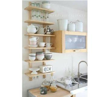 Kitchen shelf & Box cabinet