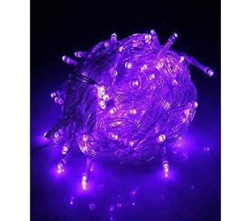 Purple কালার LED ফেয়ারি লাইট