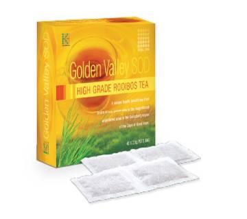 Golden Valley SOD Rooibos Tea