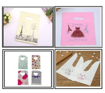 Gift Poly Bag 22 Piece Different Design