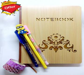 Note Book Combo Offer (1 Set)