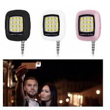 LED সেলফি ফ্ল্যাশ লাইট (১টি)